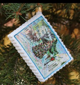 Original Murdick's Fudge Holiday Ornament