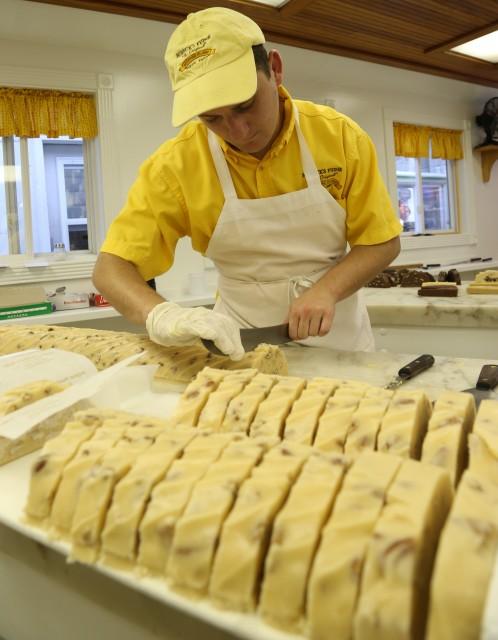Original Murdick's Celebrates Its 129th Birthday And Mr. B's 60th Mackinac Island Anniversary With Free Fudge