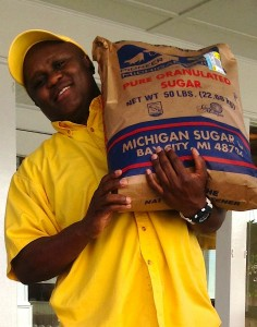 Murdick's Fudge Carnel With Pioneer Sugar