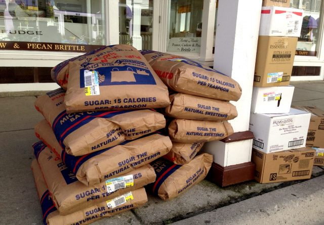 Murdick's Fudge Pioneer Sugar Deliveries