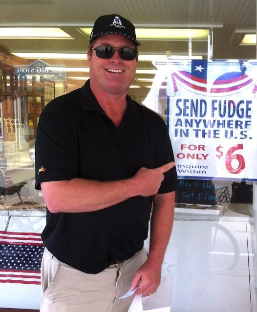 Original Murdick's Fudge Mr. Fudge