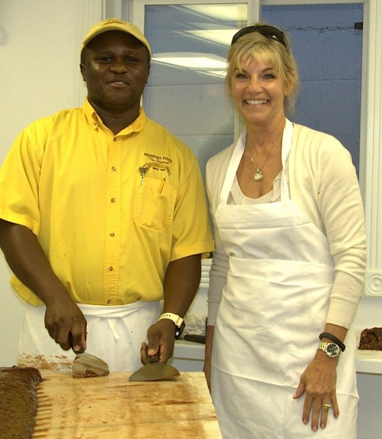 Do you think we should offer a contest for our Facebook fans to make fudge like Mary Pat did?