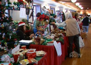 Murdick's Fudge Holiday Bazaar HGTV