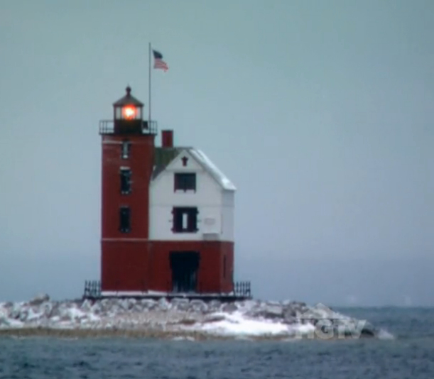Murdick's Fudge Round Island Lighthouse