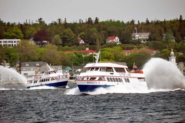 Murdick's Star Ferries