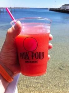 Murdick's Pink Pony Drinks