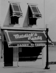 Murdick's Fudge original store
