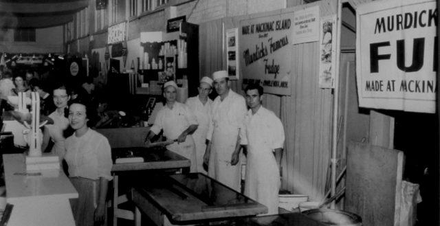Murdick's Fudge Employees