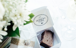 Original Murdick's Fudge Custom Favors