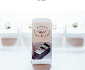 Original Murdick's Fudge Vows To Offer The Perfect Wedding Favors And SweetBar Options – Fresh From Mackinac Island