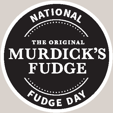 Murdick's Fudge Day Sticker