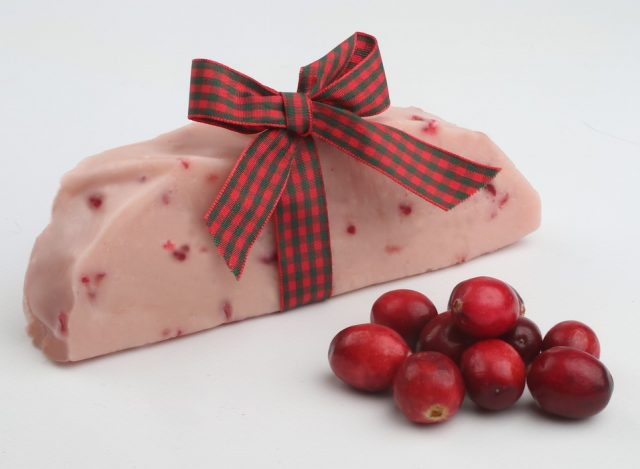 Murdick's Holiday Cranberry Fudge