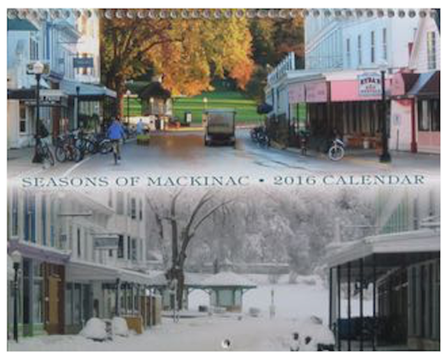 Murdick's Seasons of Mackinac