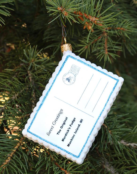 Murdick's 2015 Holiday Ornament