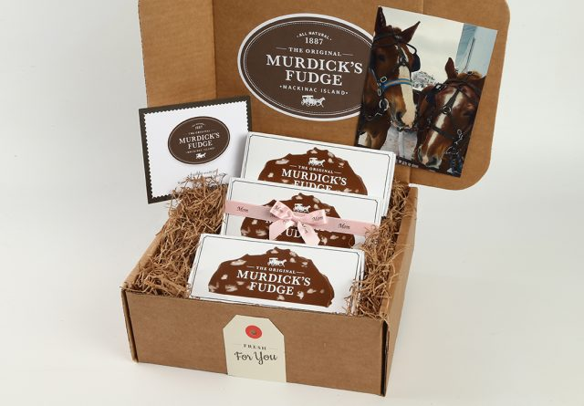 Original Murdick's Fudge Stirs Up New And Delicious Mother's Day Fudge Lovers Gift Boxes