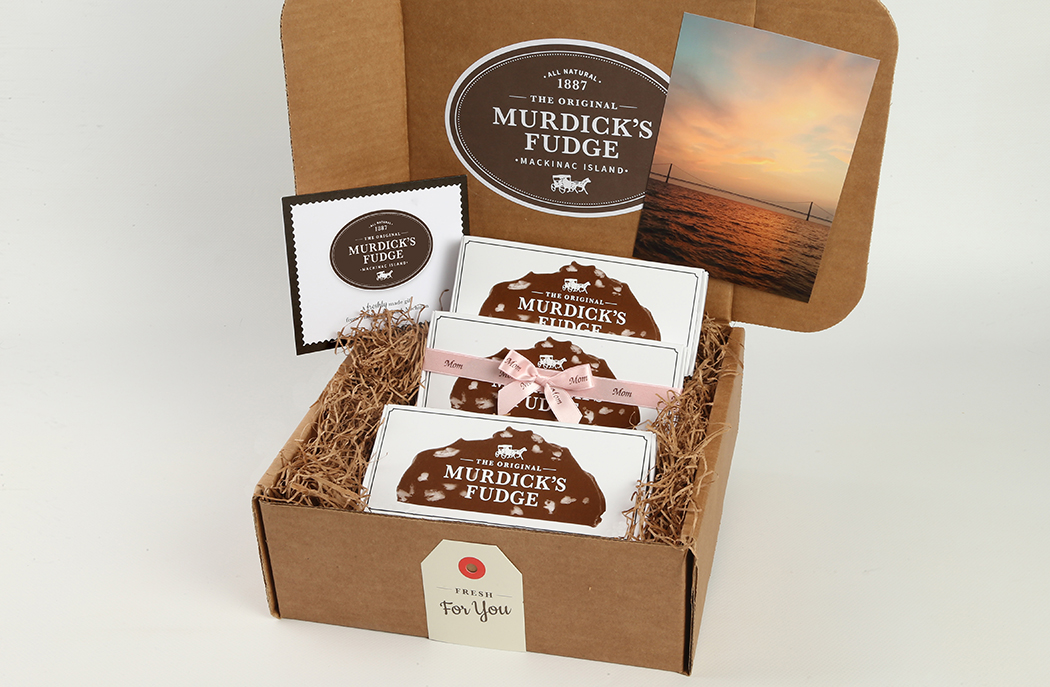 Mother S Day Fudge Gift Box