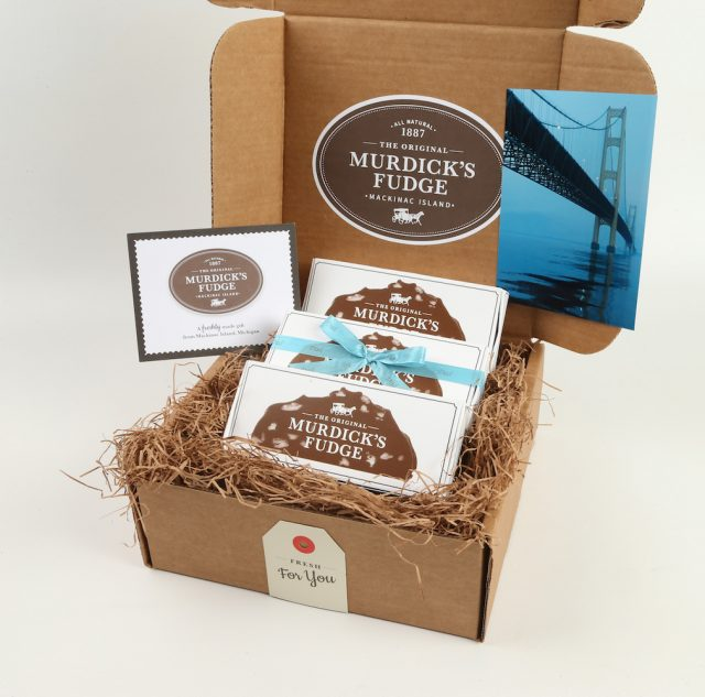 Original Murdick's Fudge Father's Day Gift Box