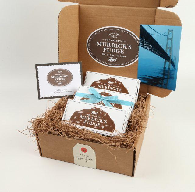 Original Murdick's Fudge Father's Day Gift Box
