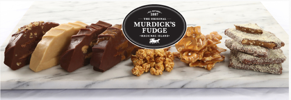 Original Murdick's Fudge Mackinac Island Sweets