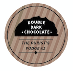 Original Murdick's Fudge Double Dark Chocolate Fudge