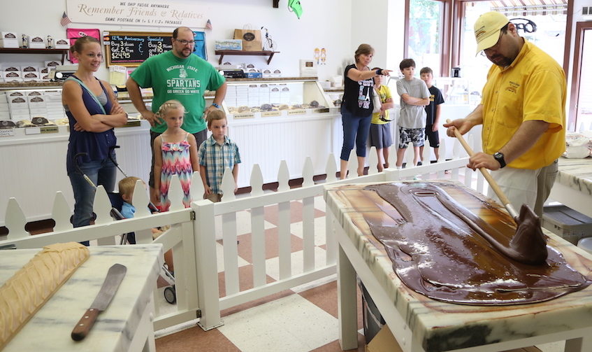 Original Murdick's Fudge Best Mackinac Island Fudge Chocolate