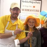 A Hidden Golden Ticket Could Win You A Mackinac Island Vacation; That's Just Part Of The Fun At Annual Fudge Fest
