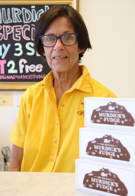 Original Murdick's Fudge St. Ignace Fudge Team