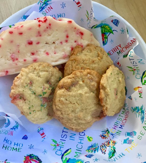 Give It A Try! Add Our Festive Holiday Peppermint Twist Flavor To This Cookie Recipe. It's A Winner!