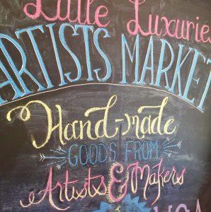 Original Murdick's Fudge Artist Market