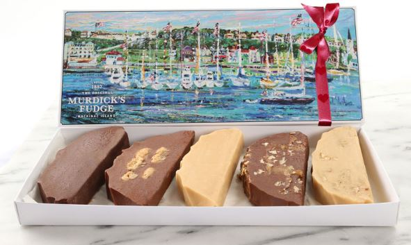 Original Murdick's Fudge Valentine's Day Favorite