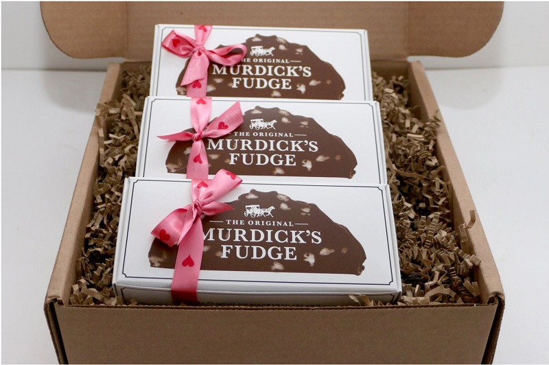 Original Murdick's Fudge Happy Valentine's Day 2020