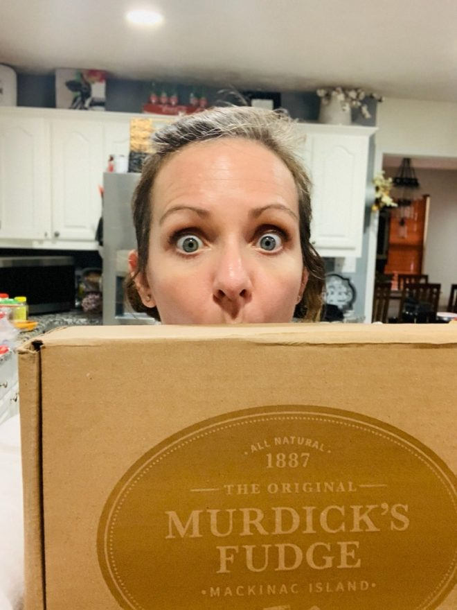 Original Murdick's Fudge Valentine's Day Customer 2020