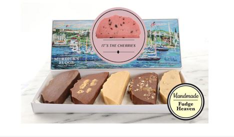 Original Murdick's Fudge National Fudge Day