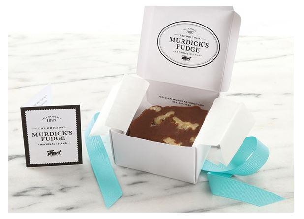 Original Murdick's Fudge Weddings